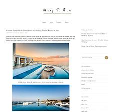 Cretan Wedding & Honeymoon at Abaton Island Resort & Spa