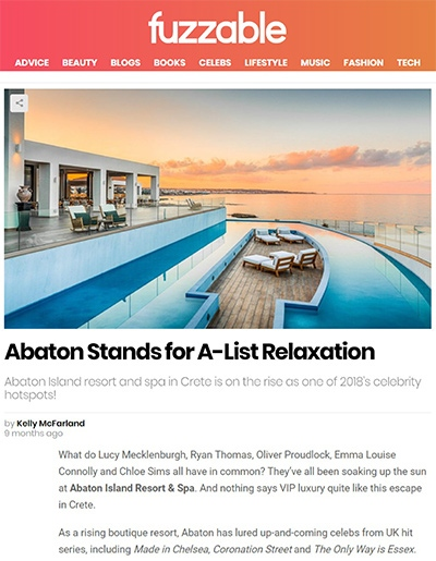 Abaton Stands for A-List Relaxation