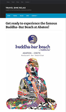 Get ready to experience the famous Buddha-Bar Beach at Abaton!