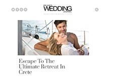 Escape To The Ultimate Retreat In Crete