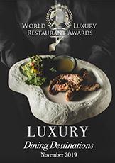 WoW Steak House at World Luxury Restaurant Awards