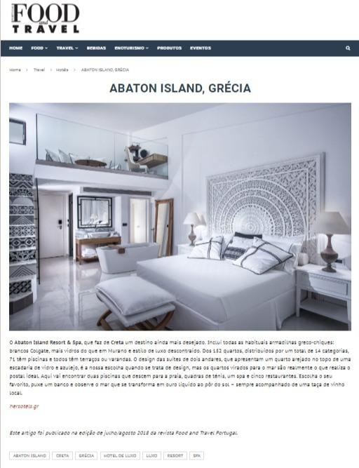 Luxury in Crete