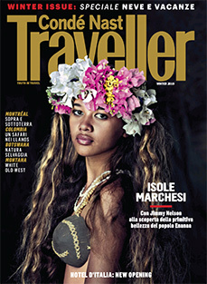 Traveller Conde Nast